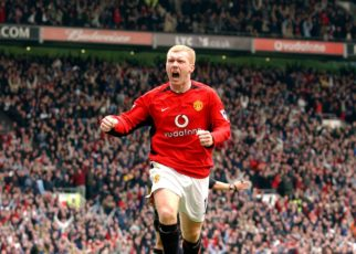Paul Scholes the legend