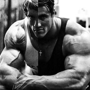 Arnold Schwarzenegger & Calum Von Moger