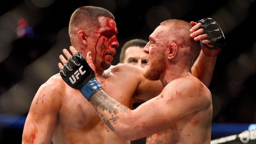 Conor McGregor UFC Record
