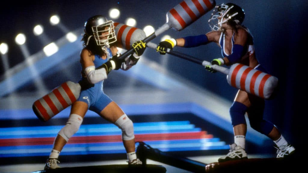 American Gladiators featuring Mike ohearn