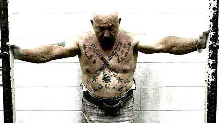 Louie Simmons bodybuilder