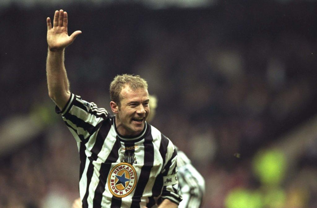 Alan Shearer - Premier League Top Goal Scorers Of All Time