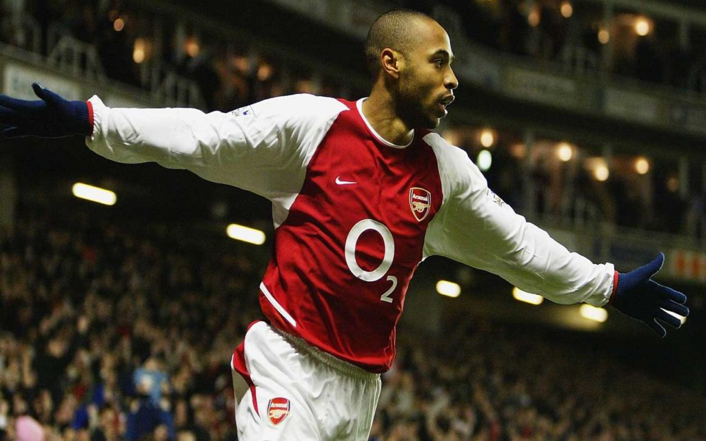 Thierry Henry is the player to win the premier league golden boot the most