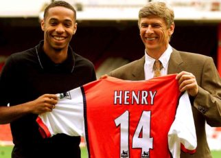Theirry Henry Golden Boot Most Wins