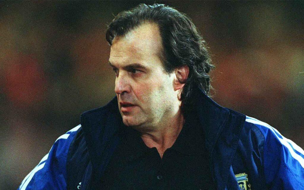 Ex Argentina Coach Marcelo Bielsa