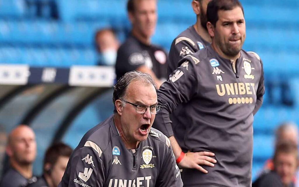 El Loco (Marcelo Bielsa) At Leeds United