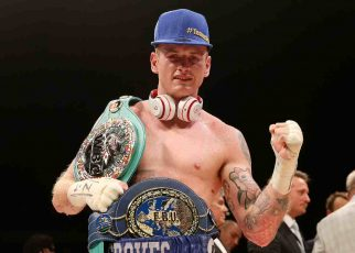 George Groves Net Worth