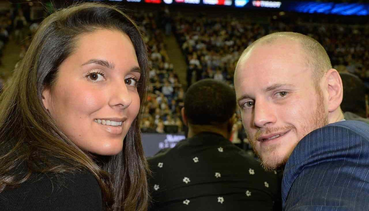 George Groves Wife