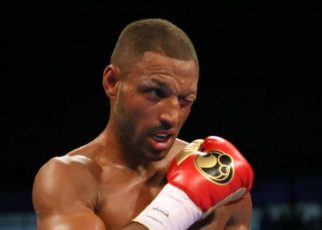 Kell Brook Record
