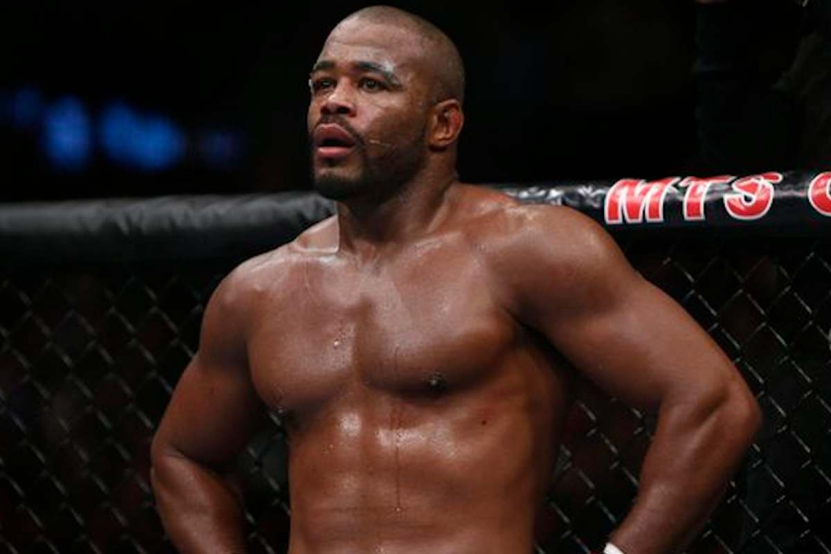 Rashad Evans Net Worth