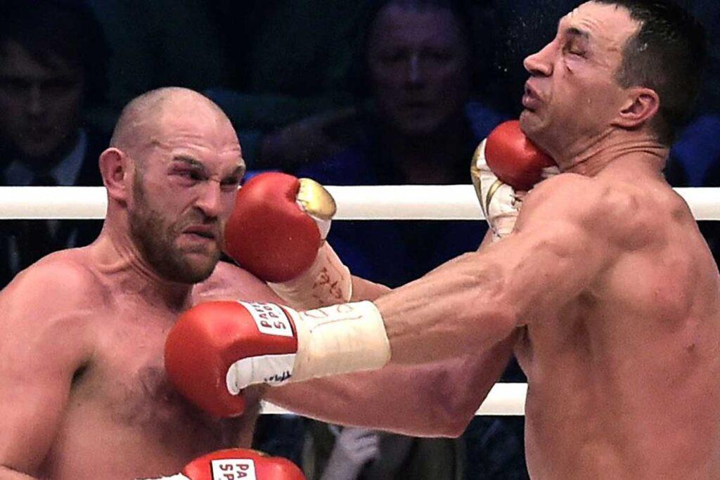 Tyson Fury Net Worth Against Klitschko