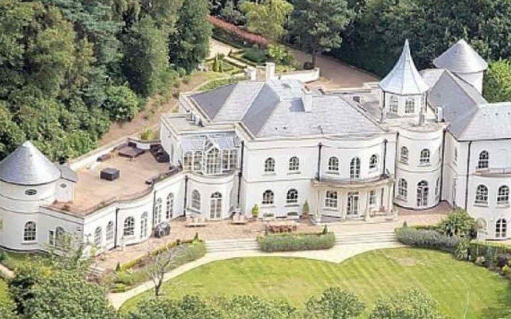 Didier Drogba House & Net worth