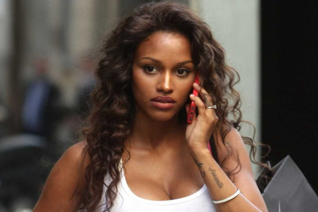 Mario Balotelli wife (actually only engaged)